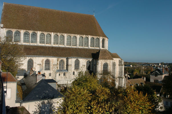 Eglise saint aignan historic site and monument chartres c 39 chartres tourisme - Office de tourisme saint aignan ...