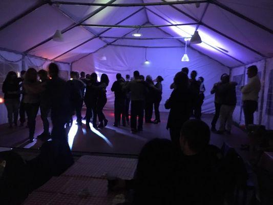 A l'eure de la guinguette - 2018 danse