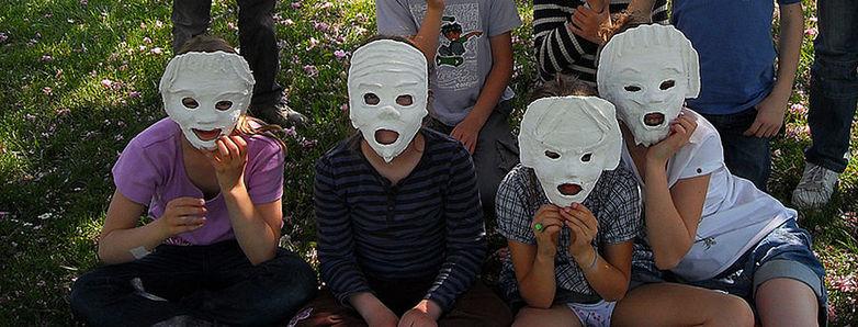 Atelier création de masque