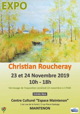 Affiche-Christian-Roucheray