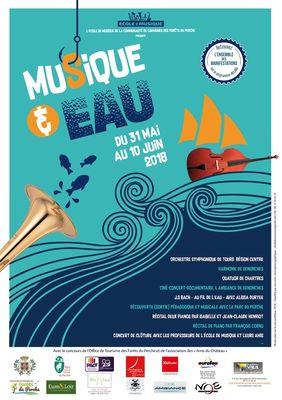"""Festival """"Musique et Eau"""""""
