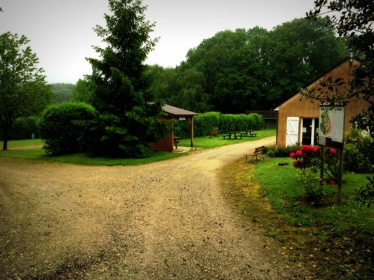Camping goguerie authon