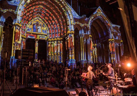 ChartrEstivales Orchestre Symphonique - Chartres en lumières