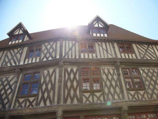 Chartres, Cité Médiévale