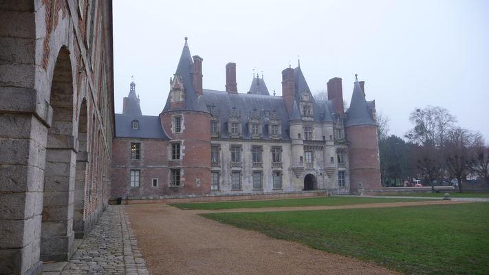 Château de maintenon - © C'Chartres Tourisme (2)