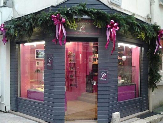 Chocolaterie à Chartres