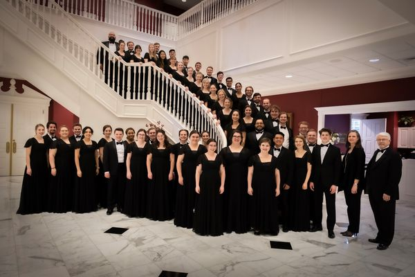 Chorale-de-la-Dallas-Baptist-University-au-Texas