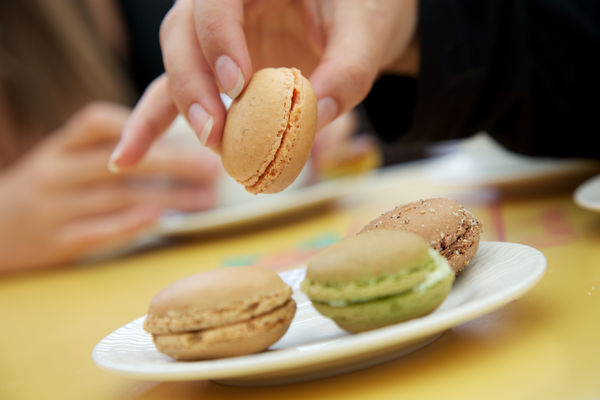 Degustation-macaron