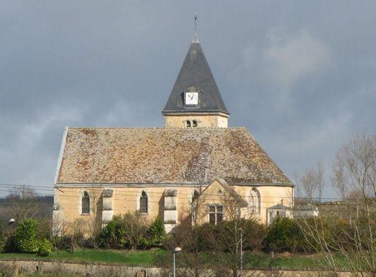 Eglise Champrond en Perchet