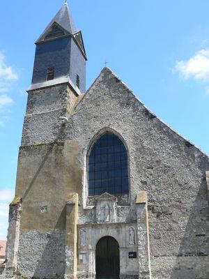 Eglise Fretigny