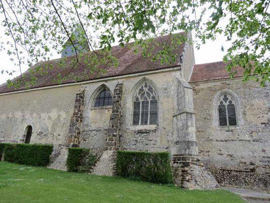 Eglise Saint-André de Frétigny