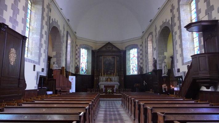 Eglise saint-Pierre - Maintenon - Crédit photo C'Chartres Tourisme - Camille Ansquer (2)