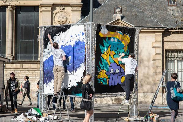 Boulevard du graff 2019