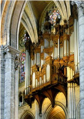 Grandes-orgues-Chartres