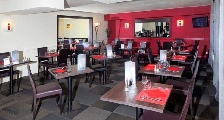 Hotel Inn Design - Resto Novo - H U00f4tels - Restaurant