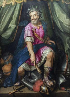Henri-IV-en-dieu-Mars-par-Ambroise-Dubois