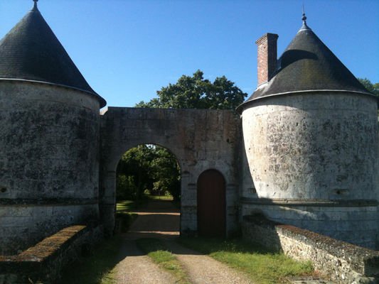 Château de la Touche Hersant