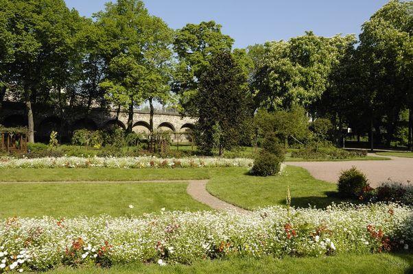 Jardin d'horticulture © Office de Tourisme de Chartres - Ville de Chartres Guillermo Osorio