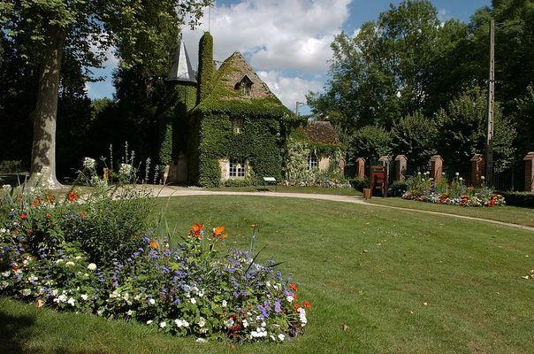 Jardin d'horticulture 2005  © Office de Tourisme de Chartres - Ville de Chartres - G. Osorio