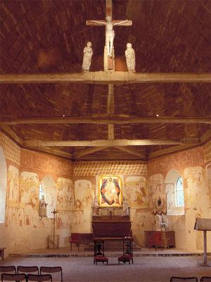 La Chapelle de Réveillon - la Ferté Vidame