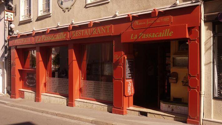 La Passacaille - Façade