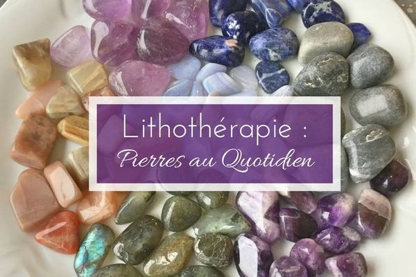 Lithotherapie