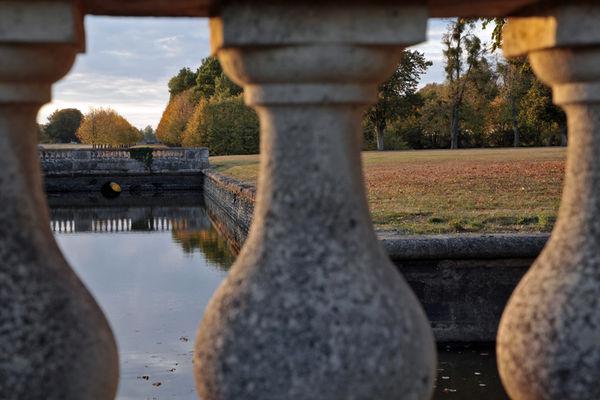 Parc du châteu de La Ferté-Vidame
