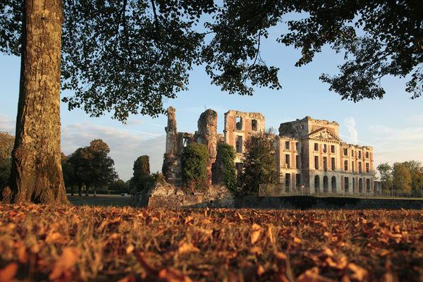 Parc du château de La Ferté-Vidame