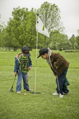 Swin golf de Brou