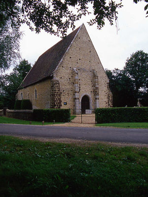 Sentier Saint Hubert
