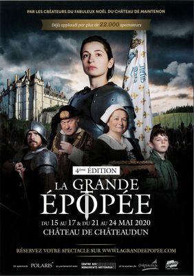 La Grande Epopée - affiche