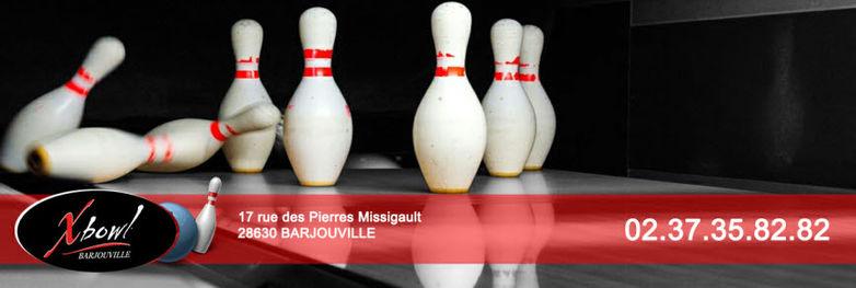 Xbowl Bowling de Barjouville