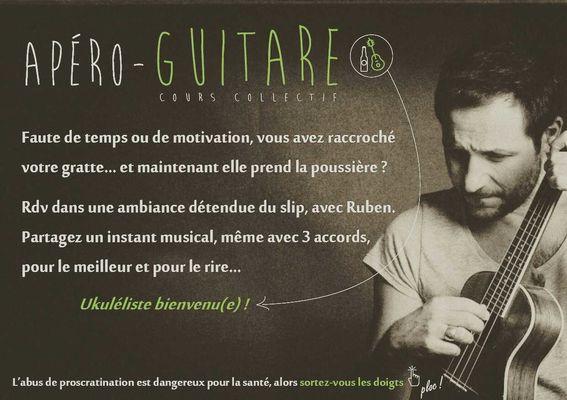 Apéro-Guitare