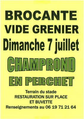 brocante-champrond