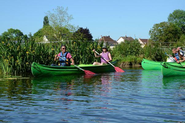 canoe-faune-flore