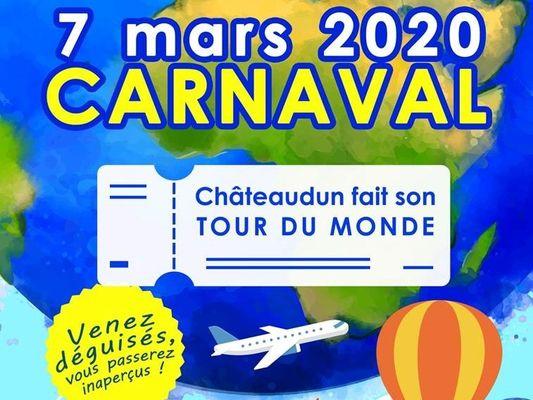 Carnaval Chateaudun 2020