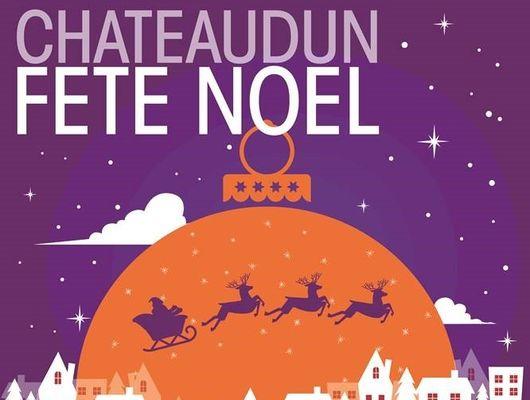 Châteaudun fête Noël