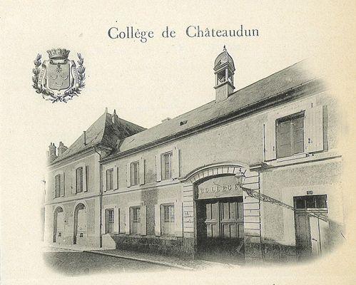 Exposition collège de Châteaudun