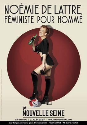 féministe pour homme