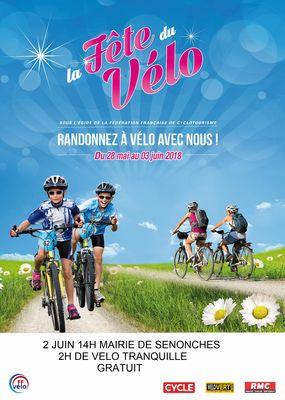 Fête du cyclotourime/ fête du vélo
