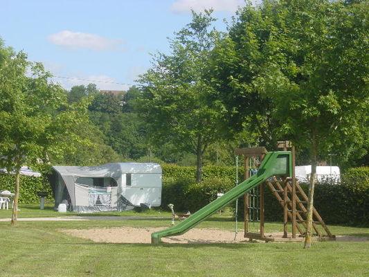 Camping du Moulin à Tan Châteaudun
