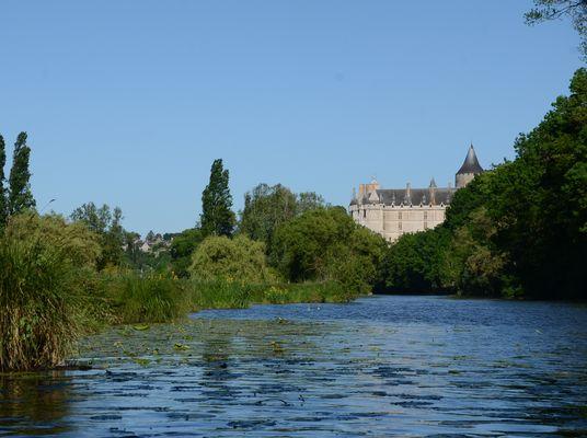 La Vallée du Loir à Châteaudun