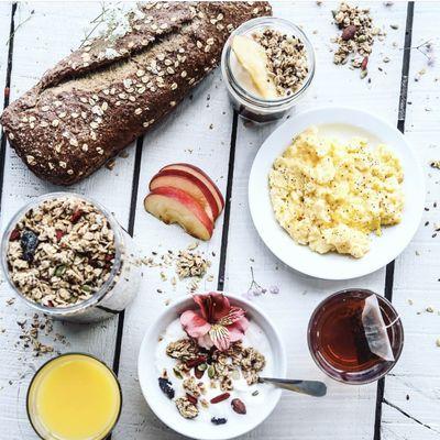 Petit déjeuner - BB Chartres Océane