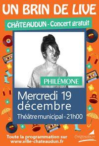Concert gratuit Philémone