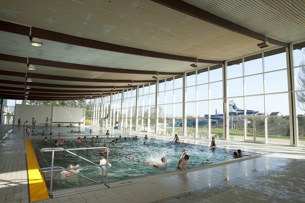 """Centre nautique """"Roger Creuzot"""" de Châteaudun"""