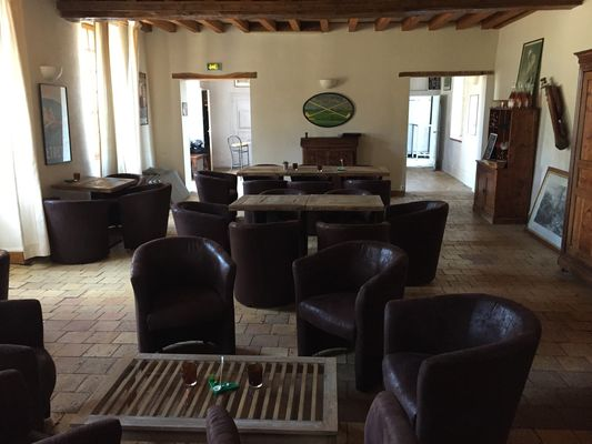 restaurant golf du perche