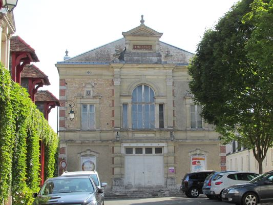 Le théâtre de Châteaudun