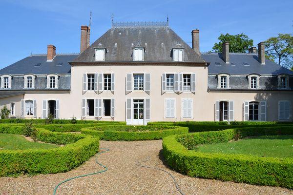 Château de la Touche-Hersant