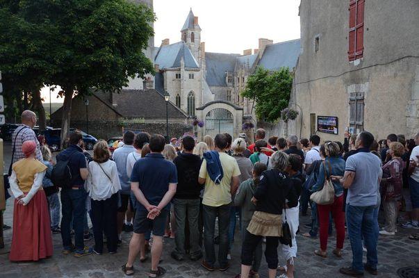 Visite théatralisée - chateau