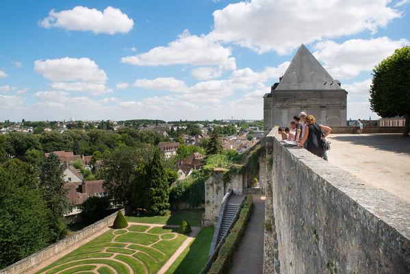 Visite de Chartres